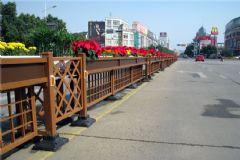 景观花箱护栏
